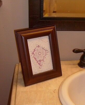 """""""Hankerings"""" Lace Art, abstract, Victorian, modern decor choices, size 5"""" x 7"""""""