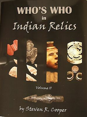 Who's Who In Indian Relics #11