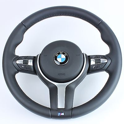 BMW M Sport Steering Wheel with Airbag 1 3 4 Series F20 F30 F32 F33 F34 F35 LCI