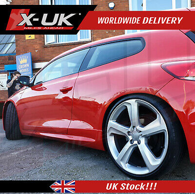 """SCIROCCO R 2008-2014 """"Pre-facelift"""" Side skirts (PAIR)"""