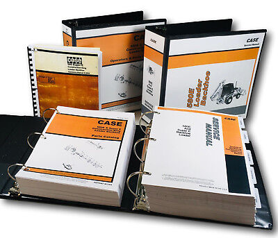 Manuals Case 580 Super E Operators Manual 1986 Media
