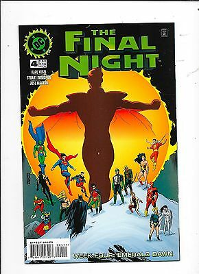 The Final Night #4 DC Comics (1996)