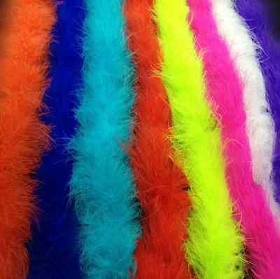 Feather Strip Feather Boa For DIY Part Funny Party Decoration & Dance Dress