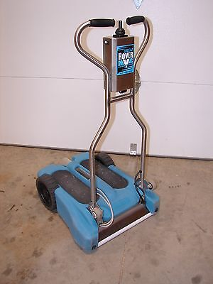 Very Nice Condition Dri‑Eaz Rover HVE Ride‑On High Volume Extractor F354