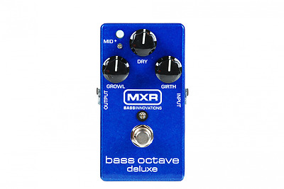 MXR M288 Bass Octave Deluxe DEMO