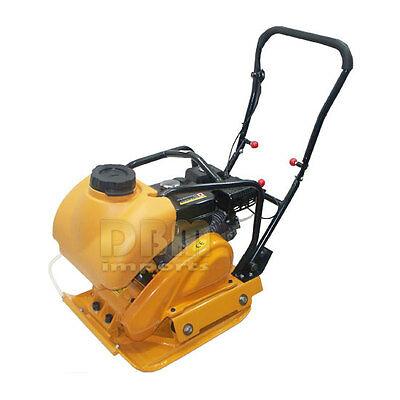 6.5 HP Plate Vibratory Compactor Gasoline Water Tank
