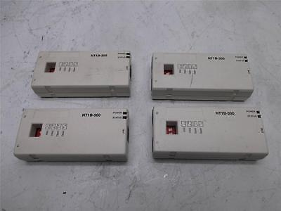 Lot of 4 Lucent Avaya NT1B-300 Inline Network Termination Unit