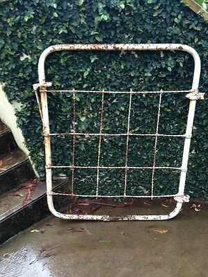 Antique Vintage Front Gate from church grave yard aprox 100 years old
