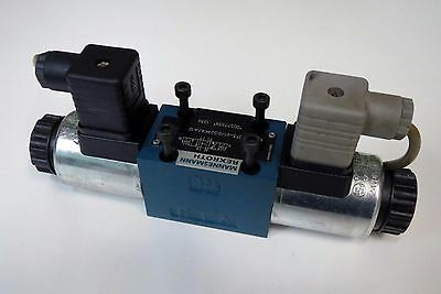 Bosch Rexroth Direct Directional Hydraulic Spool Valve 4WE 6 J73-61/EG24k4/A12