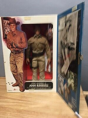 TOYS McCOY STEVE McQUEEN WANTED DEAD OR ALIVE Action Figure & Accessory Limited
