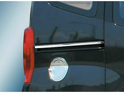 Stainless Steel Chrome Fuel Flap Petrol Cap Trim Surround Cover for Fiat Qubo