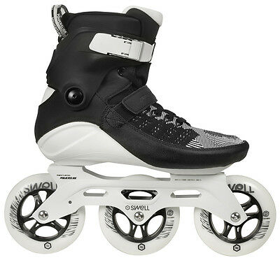 Powerslide Swell 110 Black! Fitness Inline Skates