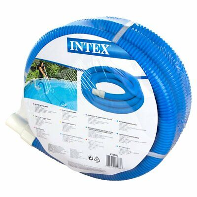 Tubo galleggiante Blu Pompa Filtro Piscina 7,6 Mt Diametro 38 mm Intex 29083
