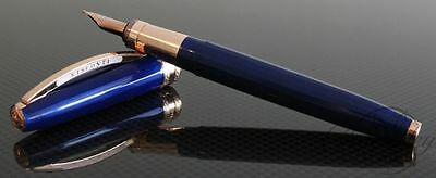 Visconti Pens Michelangelo Blue Navy - Full Range