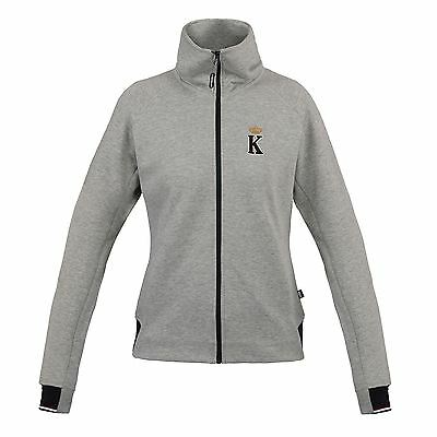 Kingsland Stylish Equestrian Ladies Comfortable Stari Sweat Jacket Jersey