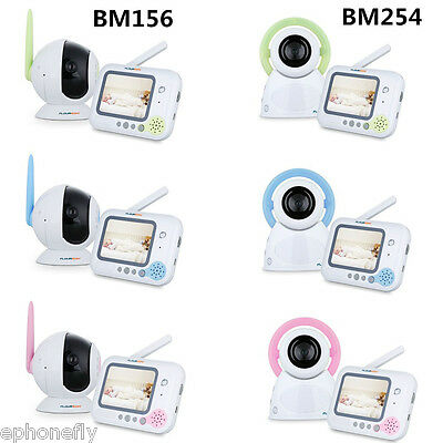 "3.5""color LCD Digital Wireless Baby Monitor Camera Wifi Night Vision Audio Video"