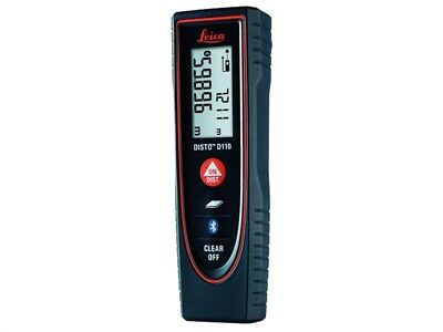 Leica Geosystems LGSD110 DISTO™ D110 Laser Distance Meter 60m Bluetooth®