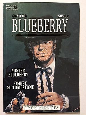 Blueberry n.13 Ed. Aurea 2014