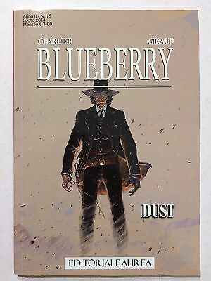 Blueberry n.15 Ed. Aurea 2014
