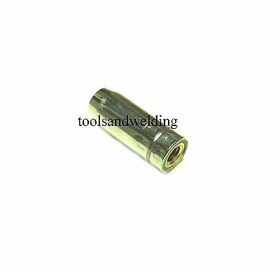 MB14 (M5) Conical MIG Welding Nozzle/Shroud (Short or Long) - Screw fit