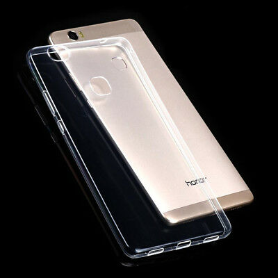 "For Huawei Honor Note8 6.6"" V8max Ultra Thin Clear soft Gel skin case back cover"