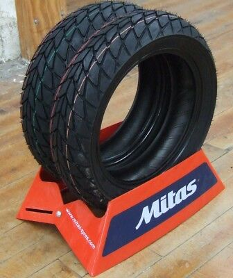 Mitas MC20 Monsum Scooter All Weather Tires Honda Grom Tires 120/70-12 130/70-12