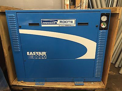 Roots Blower easyair8000  20 hp