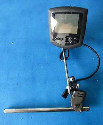 R-Net Omni Lcd Display D51154.06 With Mount For Permobil&quickie Wheechair