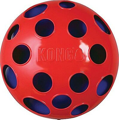 Kong Glide N Seek Cat Toy Red/Blue One size
