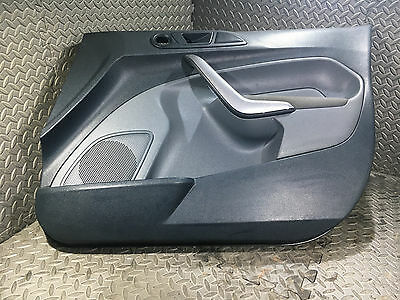 2010 Ford Fiesta Mk7 Mk8 (08-16) 5-Dr Front Driver Side Door Card Panel