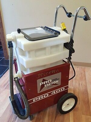 Pro Station 400 Carpet Cleaning Machine Portable Extractor Cleaner ( unit only)