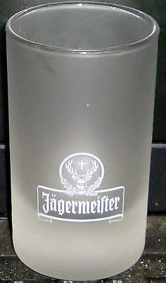 Jagermeister Frosted Shooter Shot / Sipping Glass ~ Tall 4cl ARC