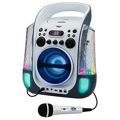 NEW Karaoke Night Water Feature Karaoke Machine