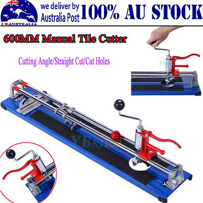 3 in 1 Function 600MM Manual Tool Tile Cutter Ceramic Porcelain Cutting Machine