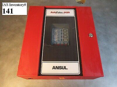 ANSUL Auto Pulse 442R Panel (working)