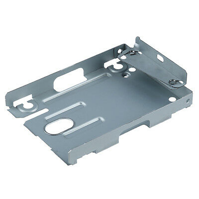 Slim Metal Hard Disk Drive HDD Mounting Bracket Caddy For PS3 CECH-400X Series .
