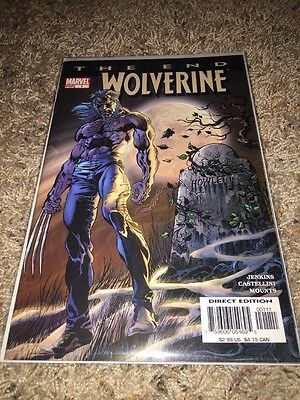 WOLVERINE: THE END (2003 Series) #1 Near Mint Comics Book