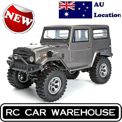 HSP 2.4Ghz 1/10 Electric 4WD RC Car Rock Crawler Climbing Off Road Car Hobby