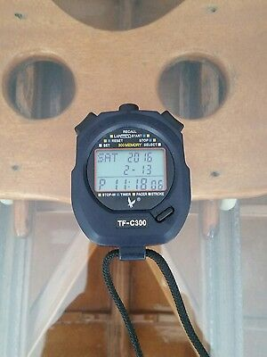 Stopwatch for Rowing,Running,Swimming,Triathlon,Canoeing,Kayak