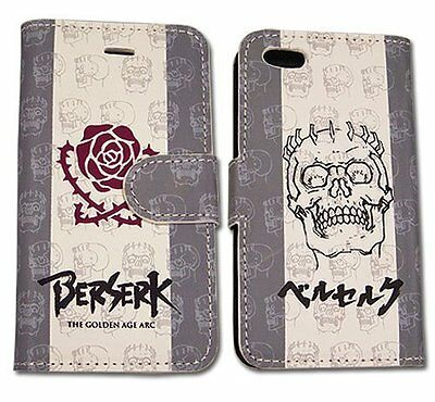 *NEW* Berserk: Skull Knight Case Compatible for Iphone 5 by GE Entertainment