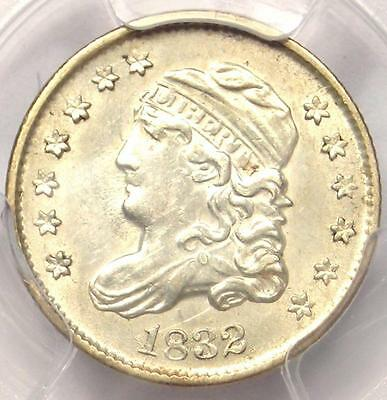 1832 Capped Bust Half Dime H10C - PCGS AU Details - Rare Certified Coin
