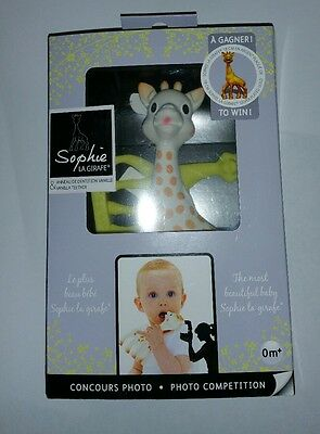 Vulli Sophie La Girafe Gift Set, Sophie The Giraffe Teether Set