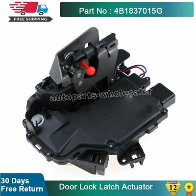 4B1837015G Front Left Driver Door Lock Latch Actuator For AUDI A4 A6 4B C5 8E