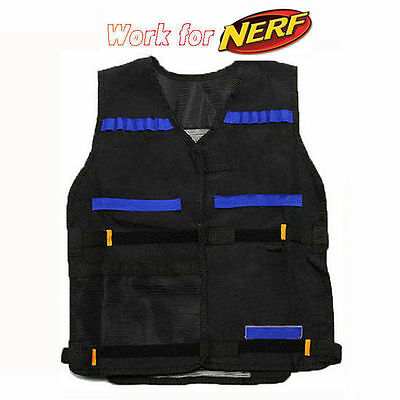 Tactical Vest For Nerf N-Strike Elite Series Kit Adjustable Free Shipping