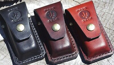Leather Sheath for WINGMAN leatherman multi tool-Heavy duty leather pouch