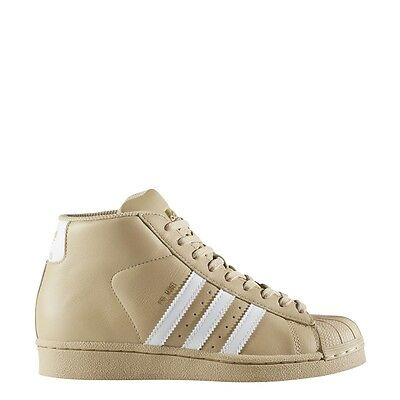 137b72e4b New Adidas Youth Originals Pro Model Gs Shoes  Cg5074  Khaki    White-