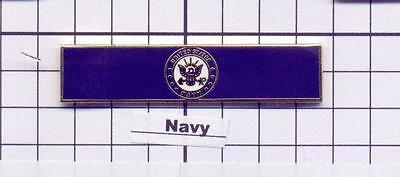 Police Department - U.S. Navy Service Bar (military clutch Back)