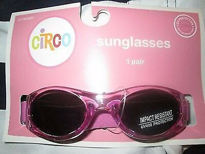 Baby Infant Toddler, CIRCO CHILD SUNGLASSES~ADJUSTABLE HEAD STRAP, UV400 Purple