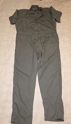Men's Dickies Coveralls Gray Size 50 Tall EUC uniform work