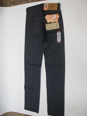 NWT DEADSTOCK Vintage 1990s Levi's 501 Jeans No Redline USA MADE Size 29 X 38